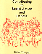Contributing to Social Action and Debate - Book Cover Thumbnail