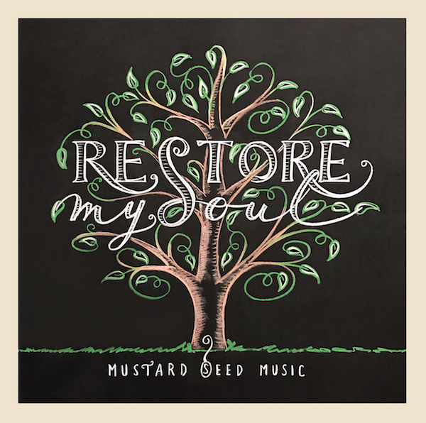Restore My Soul - CD Album Cover